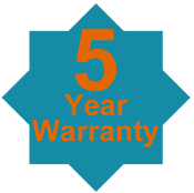 New 5 Year Warranty - ZEO Roofing