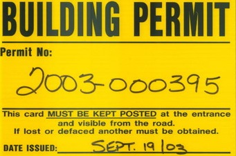 Building Permits For New Or Re Roofs In Illinois