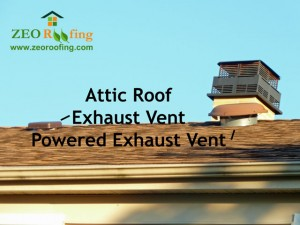 Roof Exhaust Vents